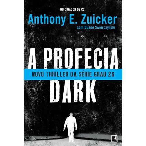 Livro - ProfeciaDark, a - Novo Thriller da Série Grau 26
