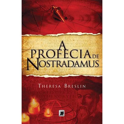 Livro - Profecia de Nostradamus, a