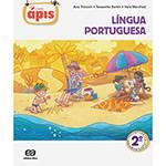 Livro - Projeto Ápis: Língua Portuguesa - 2º Ano