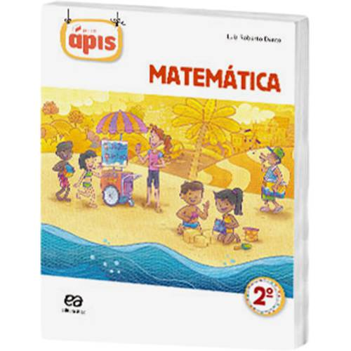 Livro - Projeto Ápis: Matemática - 2º Ano
