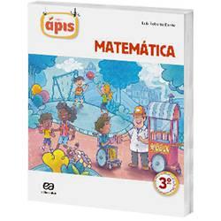 Livro - Projeto Ápis: Matemática - 3º Ano