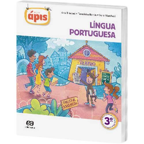 Livro - Projeto Ápis: Português - 3º Ano