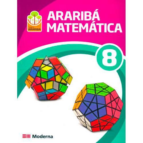 Livro - Projeto Araribá Matemática 8º Ano