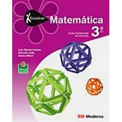 Livro - Projeto Conviver: Matemática - 3º Ano
