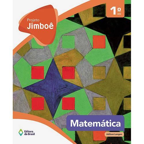 Livro - Projeto Jimboê: Matemática 1º Ano