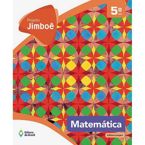 Livro - Projeto Jimboê: Matemática 5º Ano