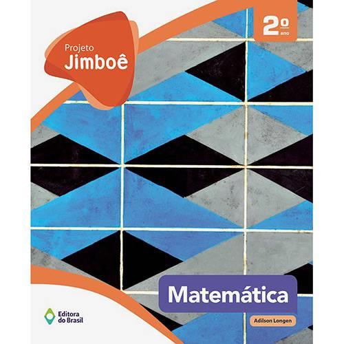Livro - Projeto Jimboê: Matemática 2º Ano