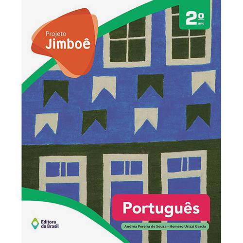 Livro - Projeto Jimboê: Português 2º Ano