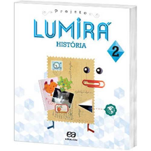 Livro - Projeto Lumirá: História - 2º Ano