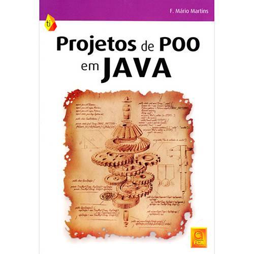 Livro - Projetos de POO em Java