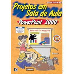 Livro - Projetos em Sala de Aula - PowerPoint