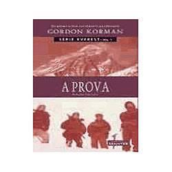 Livro - Prova, a - Série Everest Vol. 1