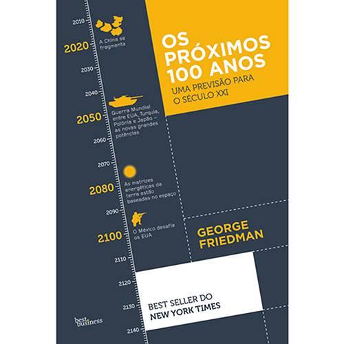 Livro - Próximos 100 Anos, os