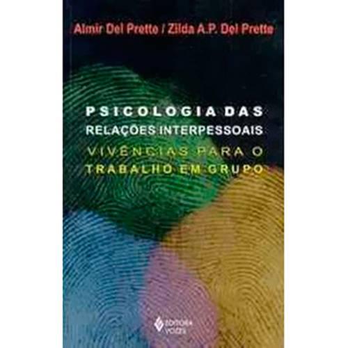 Livro - Psicologia das Relaçoes Interpessoais