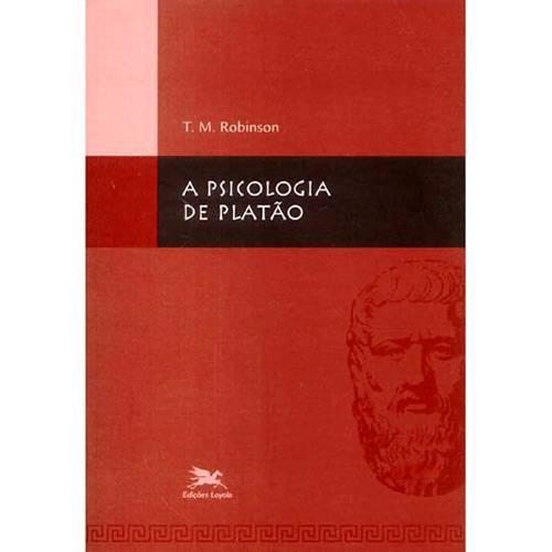 Livro - Psicologia de Platão, a