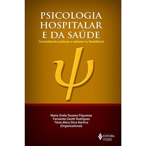 Livro - Psicologia Hospitalar e da Saúde