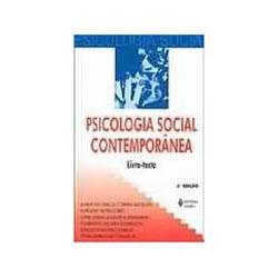 Livro - Psicologia Social Contemporanea