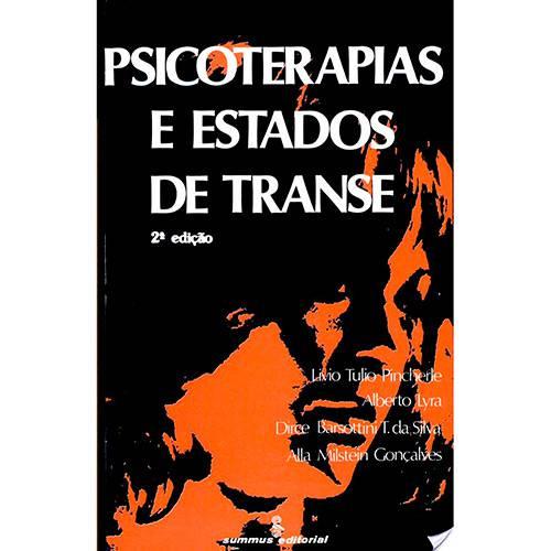 Livro - Psicoterapias e Estados de Transe