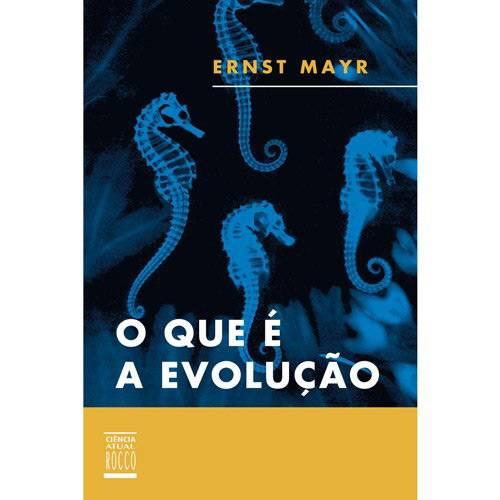 Livro - que é a Evolução, o