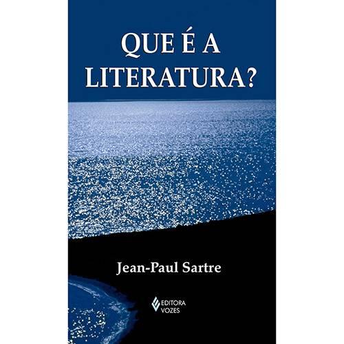 Livro - que é a Literatura?