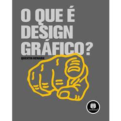 Livro - que é Design Gráfico?, o