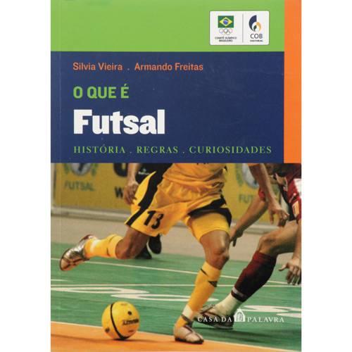 Livro - que é Futsal, o