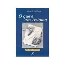 Livro - que e um Axioma, o