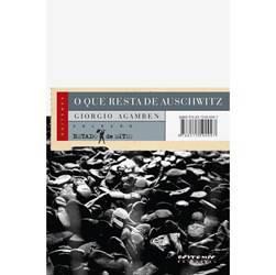 Livro - que Resta de Auschwitz, o