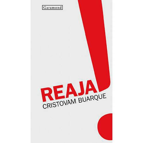 Livro - Reaja!