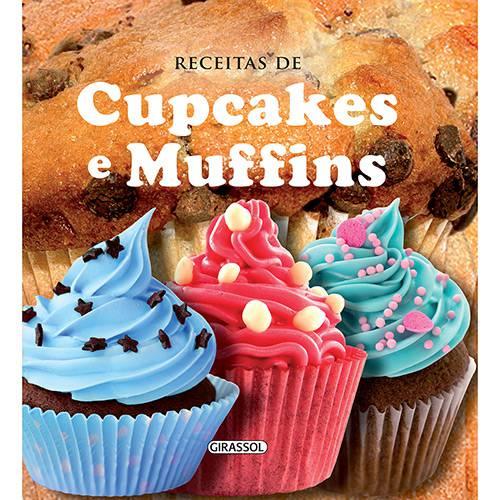 Livro - Receitas de Cupcakes e Muffins