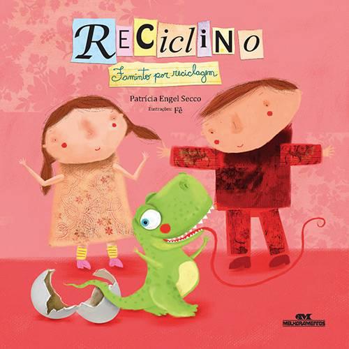Livro - Reciclino: Faminto por Reciclagem
