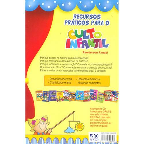 Livro - Recursos Práticos para o Culto Infantil