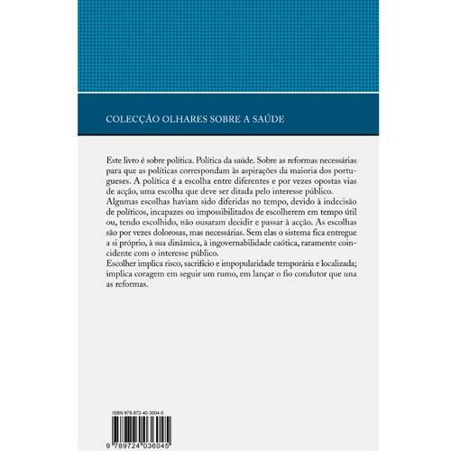 Livro - Reformas da Saúde - o Fio Condutor