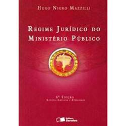 Livro - Regime Jurídico do Ministério Público
