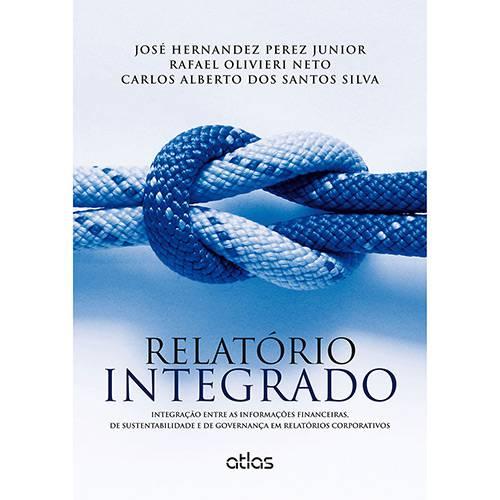 Livro - Relatório Integrado