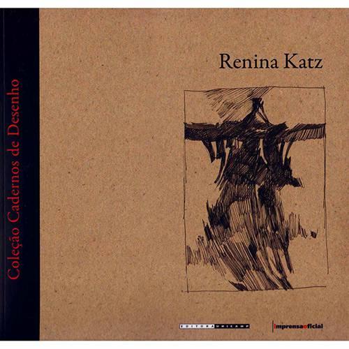Livro - Renina Katz - Coleção Cadernos de Desenho