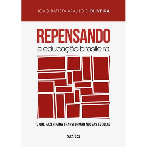Livro - Repensando a Educação Brasileira