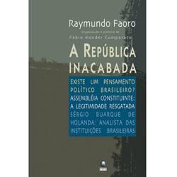 Livro - República Inacabada, a