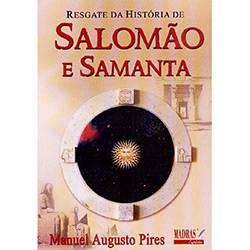 Livro - Resgate da História de Salomão e Samanta