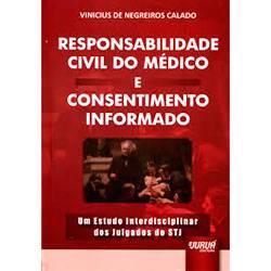 Livro - Responsabilidade Civil do Médico e Consentimento Informado