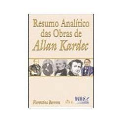 Livro - Resumo Analítico das Obras de Allan Kardec