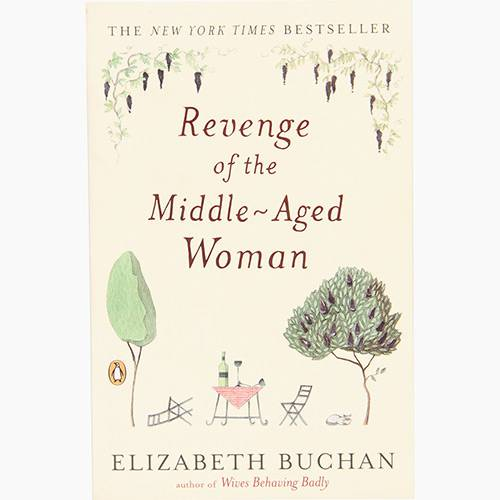 Livro - Revenge Of The Middle-Aged Woman