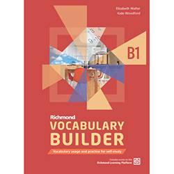 Livro - Richmond Vocabulary Builder B1 (Student's Book)