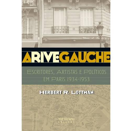 Livro - Rive Gauche, a