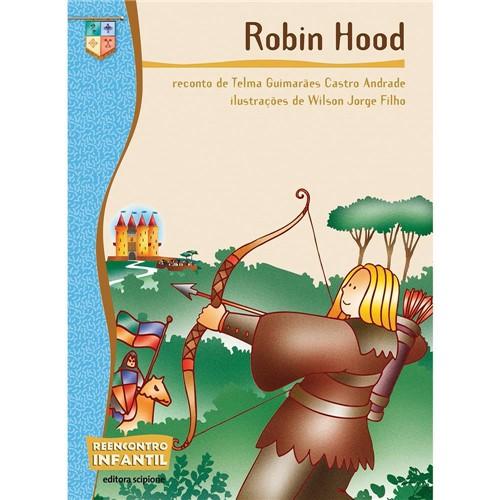 Livro - Robin Hood