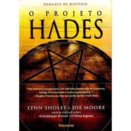 Livro - Romance de Mistério - o Projeto Hades