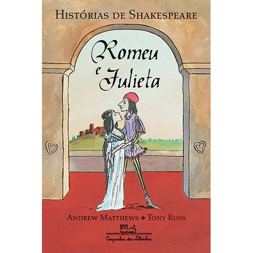 Livro - Romeu e Julieta: Histórias de Shakespeare