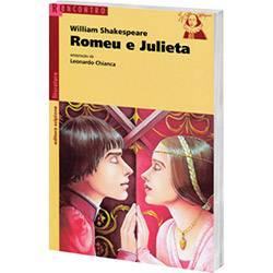 Livro - Romeu e Julieta