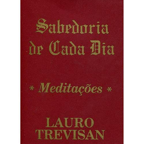 Livro - Sabedoria de Cada Dia: Meditações