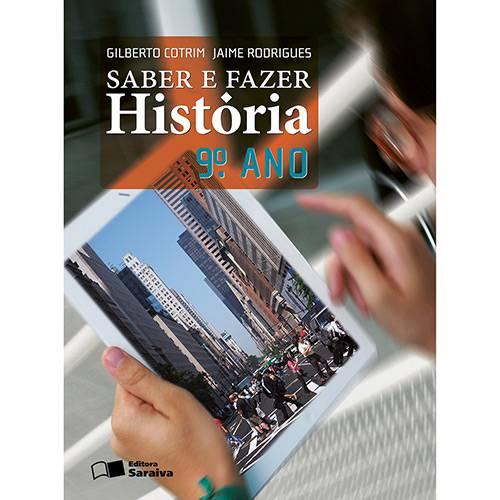 Livro - Saber e Fazer História - 9º Ano